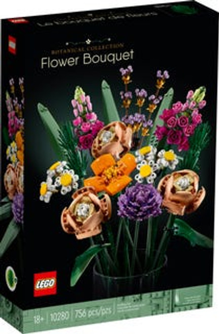 Lego Creator Expert - Flower Bouquet