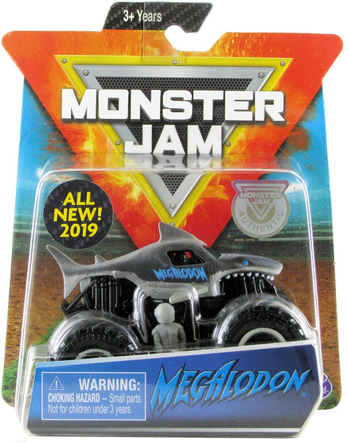 Monster Jam 1:64 Scale Truck - Megalodon