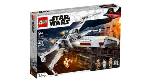 Lego Star Wars - Luke Skywalkers X-Wing Fighter