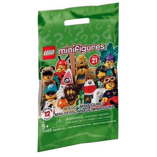 Lego Mini Figures - Series 21