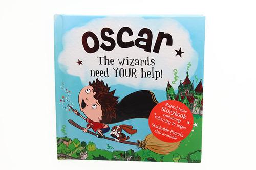 Magical Name Storybooks - Oscar