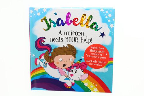 Magical Name Storybooks - Isabella