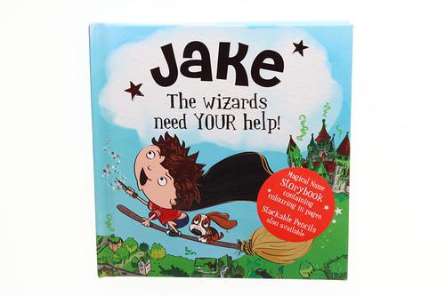 Magical Name Storybooks - Jake
