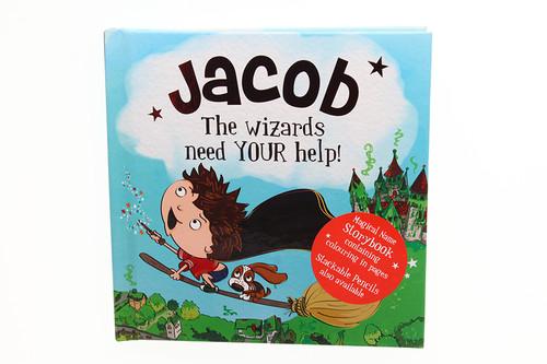 Magical Name Storybooks - Jacob