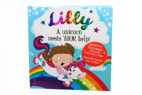 Magical Name Storybooks - Lilly
