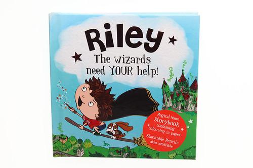 Magical Name Storybooks - Riley