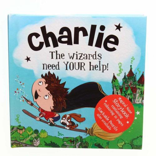 Magical Name Storybooks - Charlie