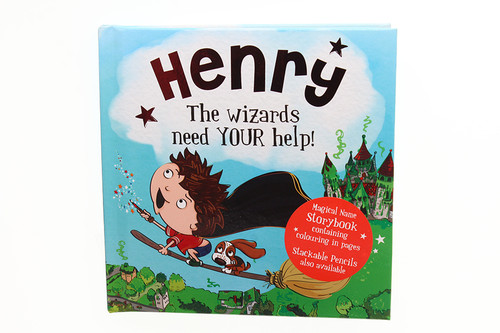 Magical Name Storybooks - Henry