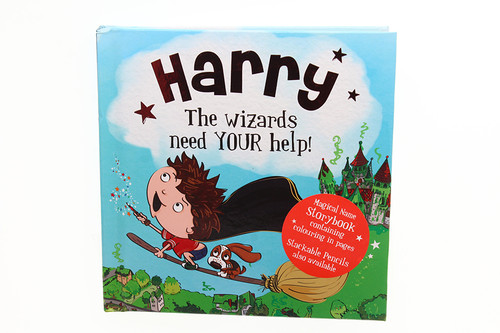 Magical Name Storybooks - Harry