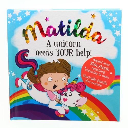 Magical Name Storybooks - Matilda