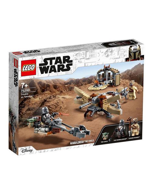 Lego Star Wars - Trouble on Tatooine
