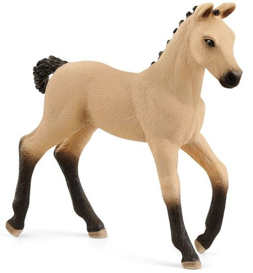 Schleich Hannoverian Foal - Red Dun