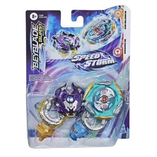 Beyblade Speed Storm Dual Pack - Minoboros & Glide Dullahan