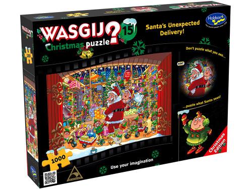Wasgij? Xmas 15 Santas Unexpected Delivery!