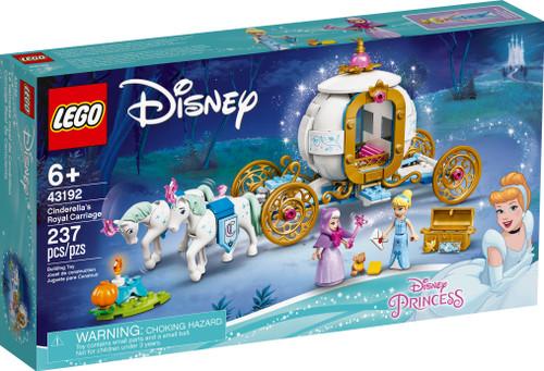 Lego Disney - Cinerellas Royal Carriage