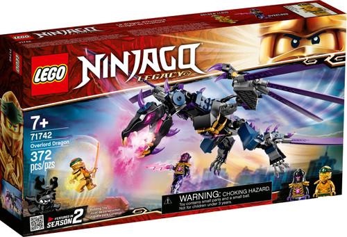 Lego Ninjago - Overload Dragon