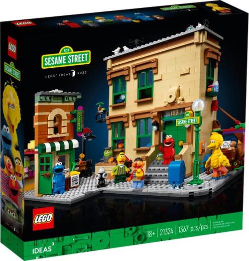 Lego Ideas - 123 Sesame Street