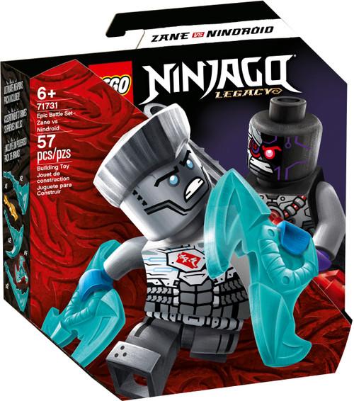 Lego Ninjago - Epic Battle Set - Zane vs. Nindroid