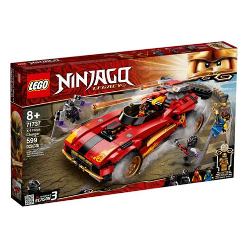 Lego Ninjago - X - 1 Ninja Charger