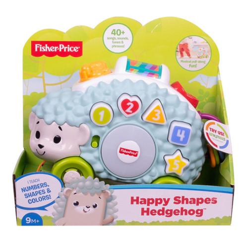 Fisher-Price Happy Shapes Sorter Hedgehog
