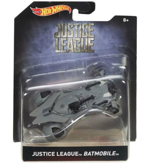HW 1:50 Batman Vehicle - Justice League Batmobile