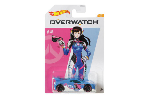 Hot Wheels Overwatch D.VA - MS-T Suzuka