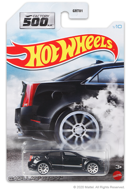 Hot Wheels Factory 500 - Cadillac CTS-V