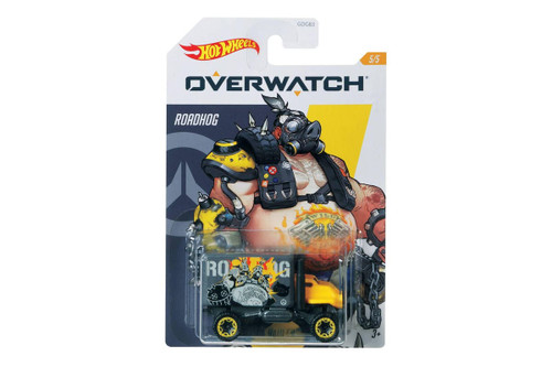 Hot Wheels Overwatch Roadhog - Baja Hauler