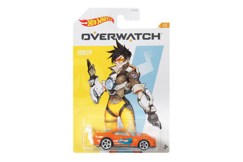 Hot Wheels Overwatch Tracer - Power Pro