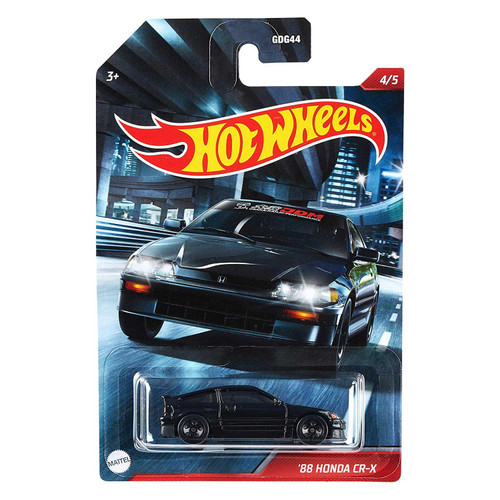 Hot Wheels - 88 Honda CR-X