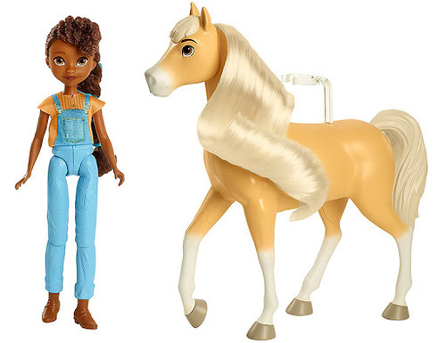 Spirit Doll With Horse - Pru and Chica Linda