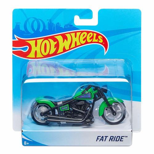 Hot Wheels Street Power - Fat Ride