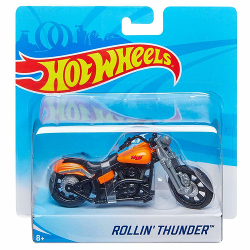 Hot Wheels Street Power - Rollin Thunder