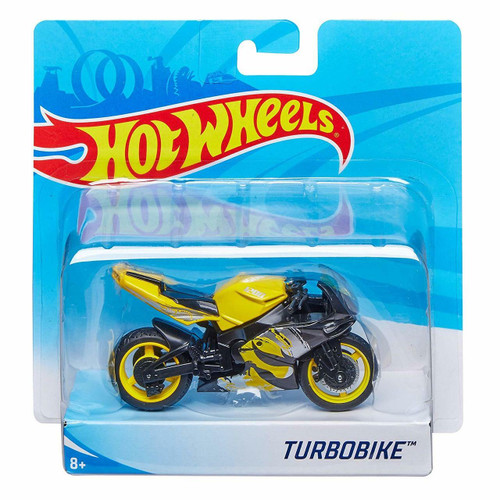 Hot Wheels Street Power - Turbobike