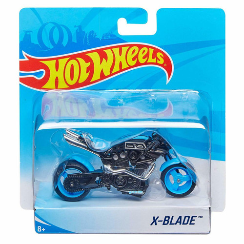 Hot Wheels Street Power - X-Blade