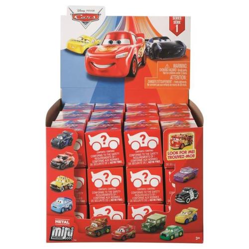 Cars Metal Mini Racers - Single Surprise - Series 1