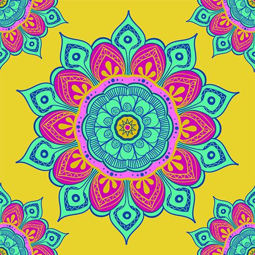 Diamond art - Mandala 30x30