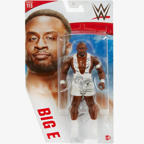 WWE Action Figure - Big E
