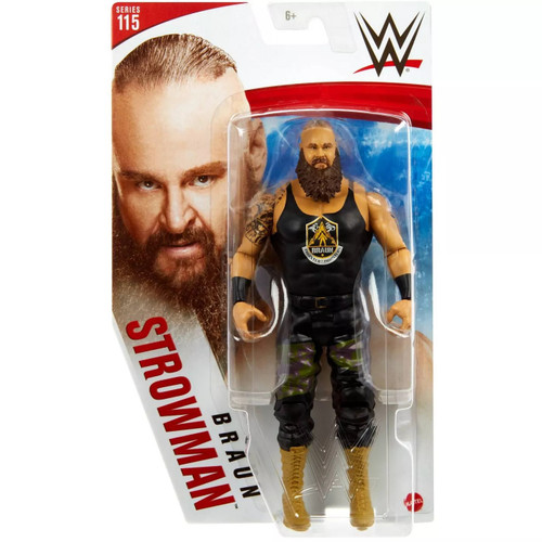 WWE Action Figure - Braun Strowman