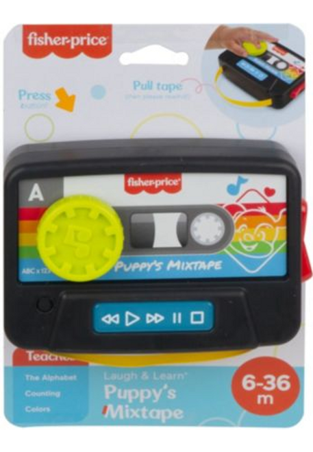 Fisher Price - Puppys Mixtape
