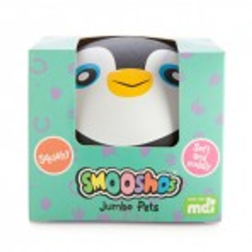Jumbo Smooshos Ball Penguin
