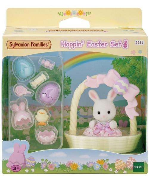 Sylvannian Families Hoppin Easter Set