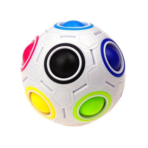 Rainbow Puzzle Fidget Ball