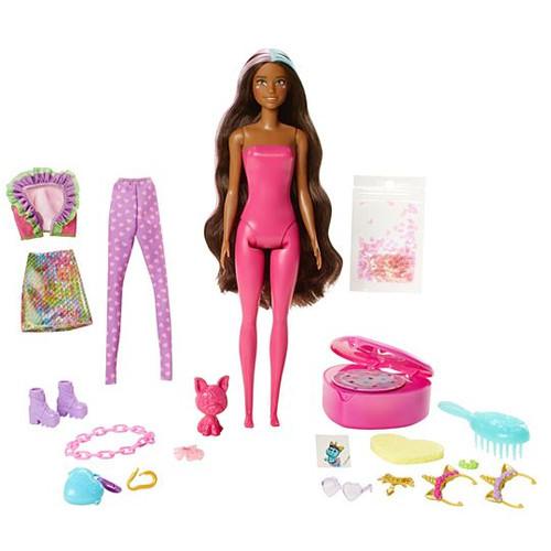 Barbie Colour Reveal Doll - Unicorn Fashion Reveal