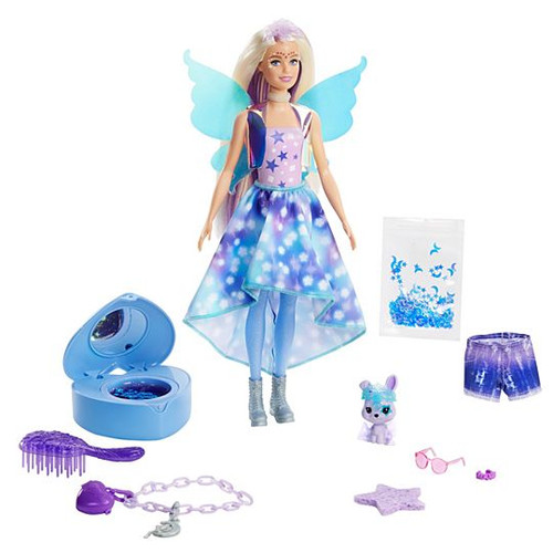 Barbie Colour Reveal Doll - Fairy Fashion Reveal