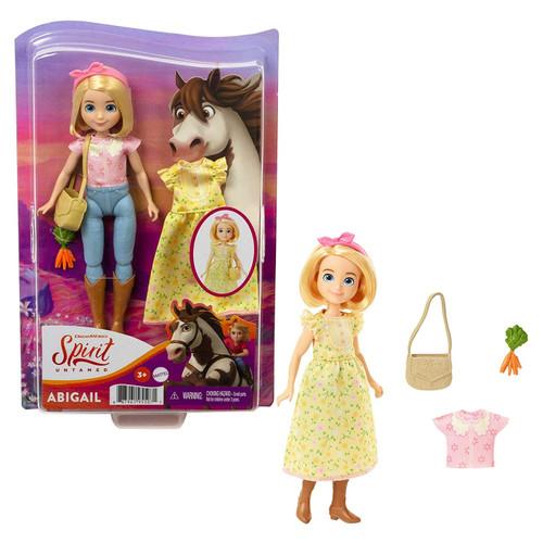 Spirit Untamed Abigail Doll and Fashion