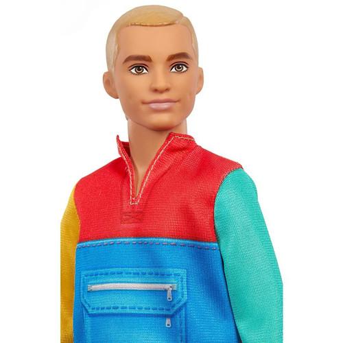 Ken Fashionista Doll #163