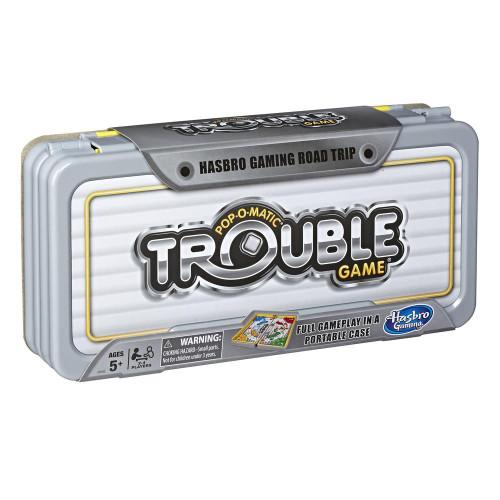 Hasbro Gaming Road Trip - Trouble