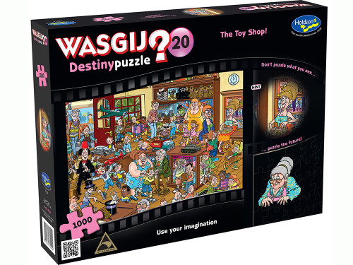 Wasgij? Destiny Puzzle #20 The Toy Shop!