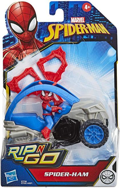 Spider Rip N Go - Spider-Ham
